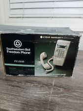 Southwestern Bell Freedom Phone Fc 2515 Phone, New open box. White