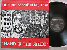 PICTURE FRAME SEDUCTION LP  Rot Records ‎PFS 1  Killer cult punk from WALES 1985