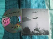 Wintersleep -Amerika Dine Alone Advance Music Promo CDr Single