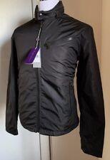 New$1495 Ralph Lauren Purple Label Men Jacket Coat Black Size S