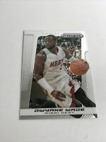 2013-14 Panini Prizm #44 Dwyane Wade Miami Heat Hot D Wade