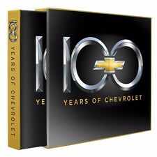 100 Years of Chevrolet Premium Limited Edition Automobile Quarterly Special Book
