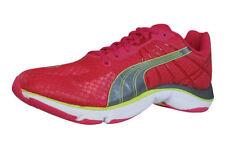Scarpe sportive da donna rosa di gomma