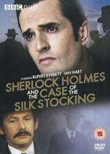 SHERLOCK HOLMES AND THE CASE OF THE SILK STOCKINGS RUPERT EVERETT BBC UK DVD NEW