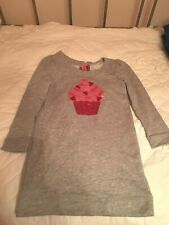 Sweatshirt Cupcake Dress by Gymboree Size 7 Never Worn