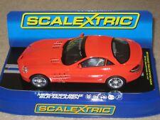 Scalextric Collectable Car - Mercedes Benz McLaren SLR Visitor Centre C3355