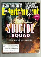 ENTERTAINMENT WEEKLY-SUICIDE SQUAD-COVER # 4-ADAM DEVINE-JUSTIN TIMBERLAKE