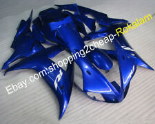 For Yamaha YZF-R1 2002 2003 YZF1000 R1 02 03 Blue Aftermarket Motorcycle Fairing