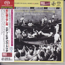 Eddie Higgins Trio A Lovely Way To Spend An Evening Japan Venus Records SACD CD