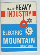 BRAGDY HEAVY INDUSTRY - ELECTRIC MOUNTAIN - PUMP CLIP FRONT