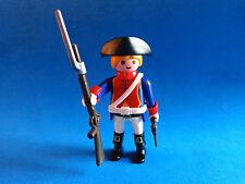 Playmobil Gendarme soldat francé fusil Soldado frances french soldier 6436 - 2