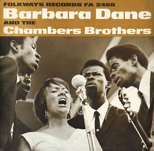 The Chambers Brother - Barbara Dane and the Chambers Brothers [New CD]