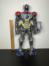 Power Rangers Movie 2016 Interactive Megazord 17 Inches Tall Small Rangers
