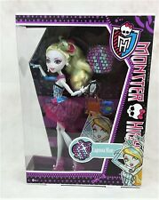 Monster High Lagoona Blue Dot Dead Gorgeous *Monstruodisco* Doll New