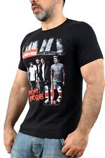 One direction signature T SHIRT Fruit of the LOOM Midnight Memories 2013 S SUPER