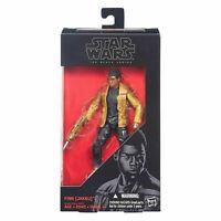 Star Wars The Force Awakens Black Series 6-inch Finn (Jakku) Figure