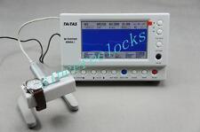 Watch Timing Machine Multifunction Timegrapher NO. 6000A II +needle printer