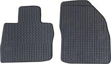 Gummimatten Fußmatten Honda Civic 9 IX Schrägheck 5 Türen 2012-16 2-teilig Vorne