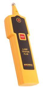 Martindale FL30 Lamp Tester - 2 Year Warranty