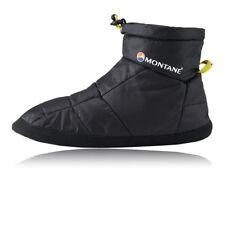 Montane Prism Mens Black Microfibre Insulation Windproof Winter Warm Bootie Shoe