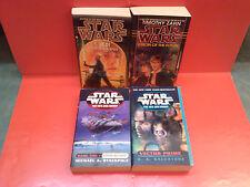 Star Wars Paperback Books Lot 10 Sale!