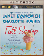 Janet Evanovich Charlotte Hughes Full Scoop MP3 CD Audio Book Unabridged Romance