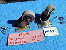 Nsm Prestige Ii Esii Cabinet Casters or Wheels - group of two