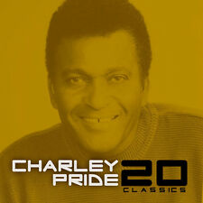 Charley Pride - 20 CLASSICS - CD (2004) - Brand New - (Charlie Pride)
