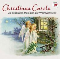 CHRISTMAS CAROLS-DIE SCHÖNSTEN MELODIEN ZUR WEIH  CD NEU