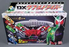 Kamen Rider W DX SUPER BEST W DRIVER COMPLETE Bandai Japan