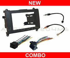 Dodge Sprinter Van Radio Stereo Dash Mounting Install Kit+Wire Harness+Adapter