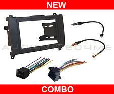 Dodge Sprinter Van Radio Stereo Dash Mounting Install Kit+Wire Harness+Adapter