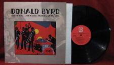DONALD BYRD Thank You For F.U.M.L. Vinyl LP Record Album