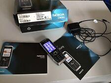 Nokia  E51 - White Steel (ohne Simlock) gut erhalten!!