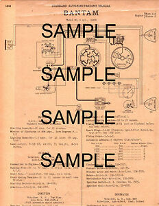 """1938 FORD MODEL 81-A 90 DEGREE """"VEE"""" EIGHT 85 H.P. RARE WIRING DIAGRAM CHART RE"""