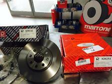 Kit dischi freno anteriore ventilati FIAT GRANDE PUNTO 1.3 Multijet 90 cv 66KW