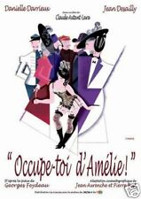 Occupe toi d'Amelie Danielle Darrieux movie poster
