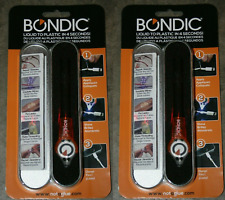Bondic Liquid Plastic Welder / Welding Kit - Uv Glue 3D Tool (lot of 2 Kits)