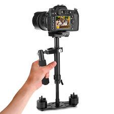 Stabilisateur steadicam vidéo S60 40-60cm pour Canon Nikon Fuji BMCC Sony Pentax