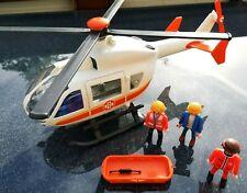 PLAYMOBIL 6686 Rettungshubschrauber Helikopter City Life