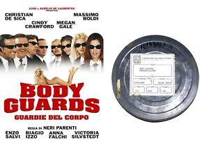 Body Guards - Guardie del Corpo (2000) - Trailer Pellicola 35mm - De Sica, Boldi