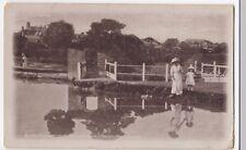 Christchurch; By The Rustic Bridge, Convent Walk PPC, 1917 PMK