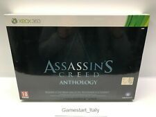 ASSASSIN'S CREED III 3 ANTHOLOGY EDITION XBOX 360 NUOVO SIGILLATO ITA - NEW PAL