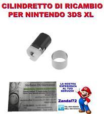 PERNO DI RICAMBIO + CILINDRETTO PER NINTENDO 3DS XL 3DSXL AXIS HINGE CILINDRO