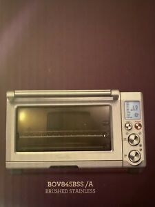 Breville BOV845BSS The Smart Oven Pro 1800W Convection Toaster New In Box