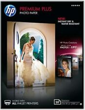 HP Premium Plus (13 x 18cm) brillant Snapshot Papier photo (20 Sheets)