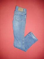 AX Armani J57 - W28 L32 - Low Rise - Ladies Blue Denim Jeans - B342
