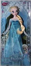 "Disney Store Frozen Elsa Classic Doll 12"""