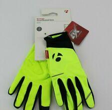 Trek / Bontrager Circut Windshell Glove Yellow Size S NWT