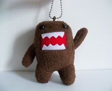 4'' Mini Domo-Kun Plush Keychain DomoKun Monster Stuffed Toy Phone Chain Gift